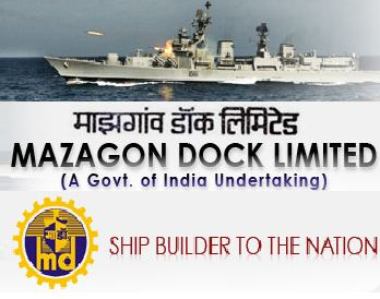 Various Vacancies for ENGINEERS in Mazagon Dock Recruitment 2013