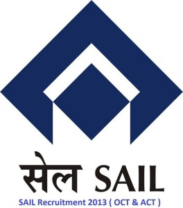 Sail Recruitment 2013 for Engineers