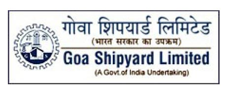 130 Vacancies in Goa Shipyard Limited