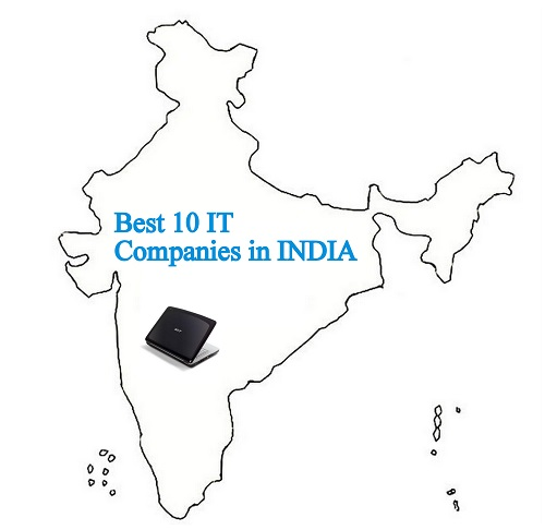 Best 10 IT companies in india