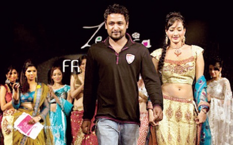 Indian Fashion Choreographer in Fashion Show
