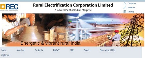 REC Recruitment 2013 - 25 Various Posts for Professional Vacancies