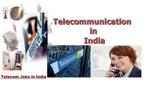 Telecom Industry Jobs for Engineers in India