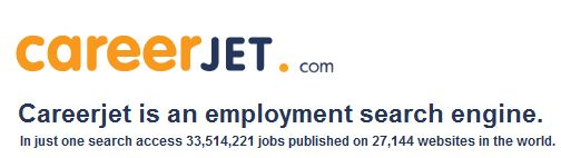 CareerJet Employment Search Engine