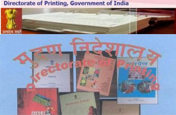 Directorate of Printing, Government of India Press