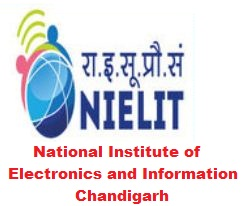 NIELIT Recruitment 2014 for 100 Data Entry Operators
