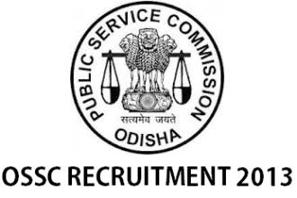 Odisha Combined Police Examination- 2013-14
