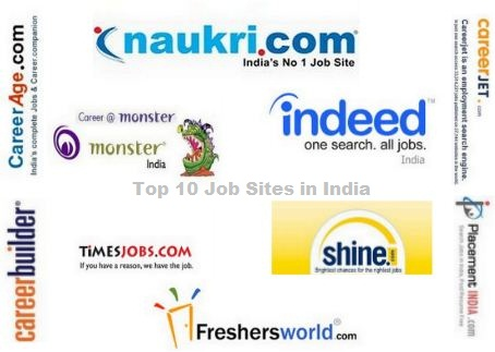 Top 10 Job Sites in India