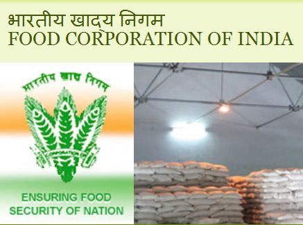 Food Corporation of India FCI Recruitment 2014 Notification Online