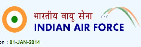 Indian Air Force Recruitment 2014 Group 'X' Vacancy Details
