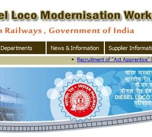 DLW Railway Recruitment 2014 for 163 Posts Apply Online