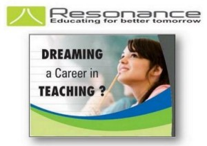 Resonance Recruitment 2014 For Faculty Training Programme