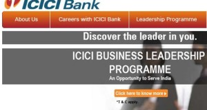 ICICI Bank Probationary Officer Recruitment 2014 Various Posts