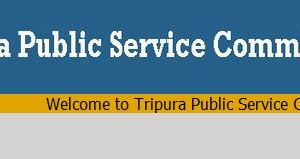 Tripura PSC Recruitment 2014 Apply for 82 Sub Inspector Police Posts