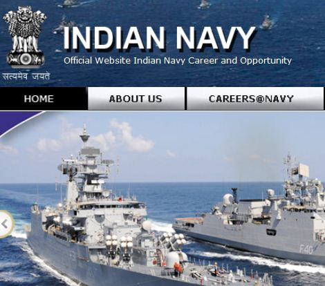 Indian Navy Jobs 2014 Apply Online for SSC Engineer Posts