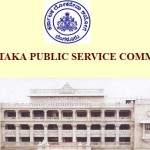Karnataka KPSC Recruitment 2014 550 Asst Junior Engineer