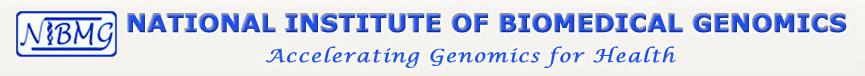 The National Institute of Biomedical Genomics