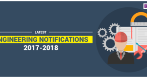 Latest Engineering Job Notifications (2017-18)